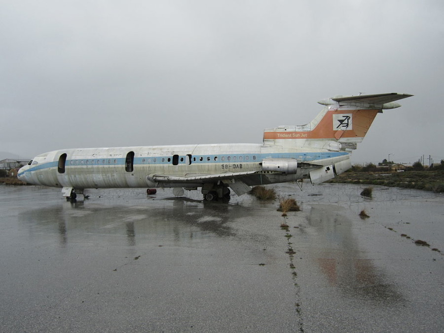 Abandoned Airports: Your Ticket To Nowhere