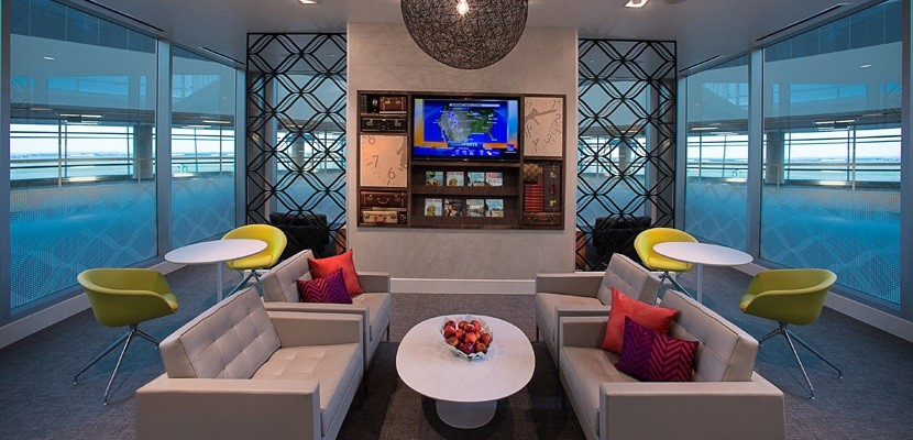 Why can't all airport lounge's look like Amex's Centurion Lounges?