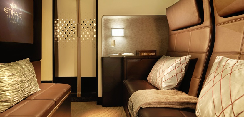 Etihad the residence featured