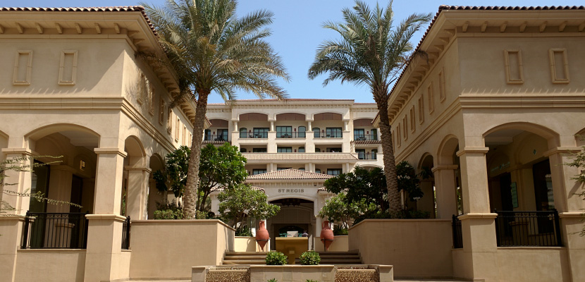 St Regis Saadiyat Featured