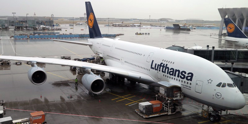 Lufthansa A380 Featured