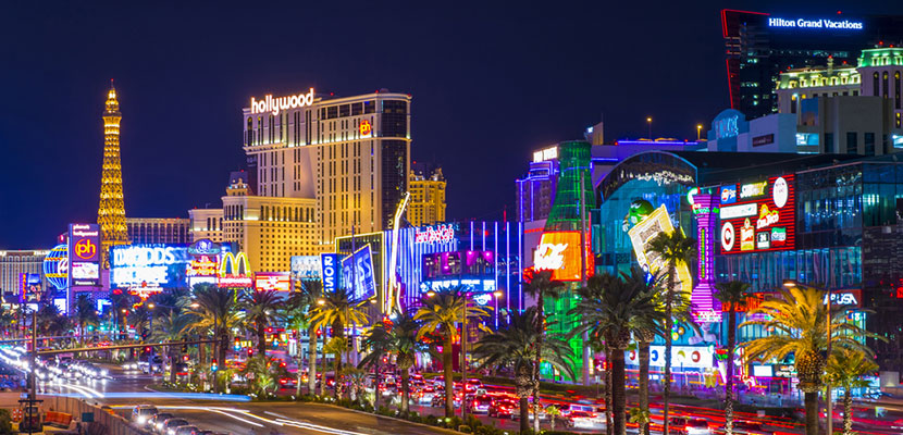 Frontier will be launching four new flights to Las Vegas later this year.