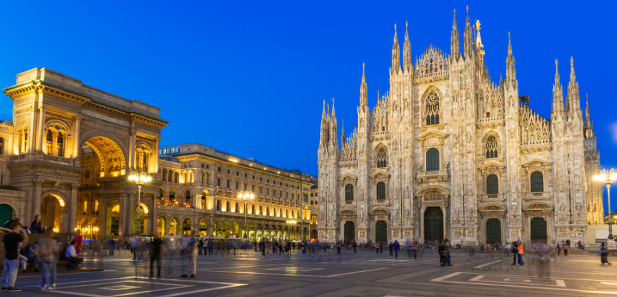 Milan Featured