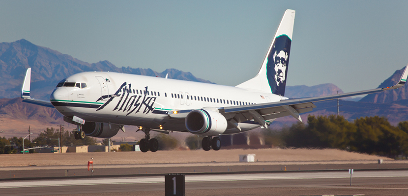 Alaska Airlines feat