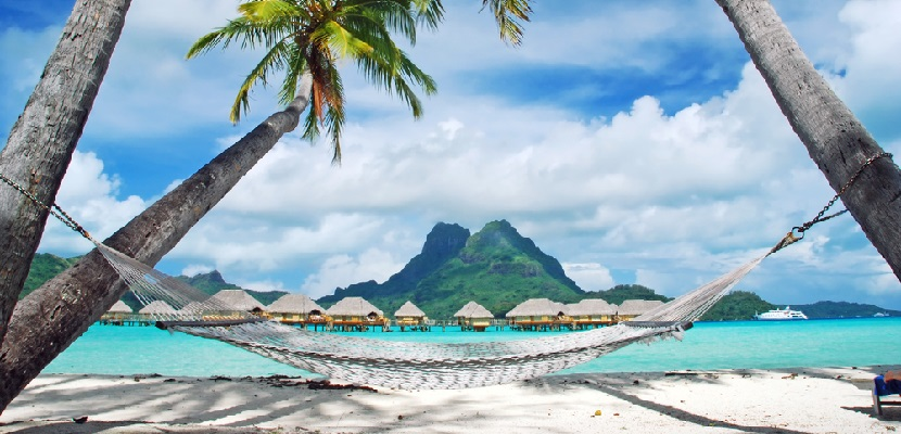 Bora Bora island ocean featured shutterstock 91919531