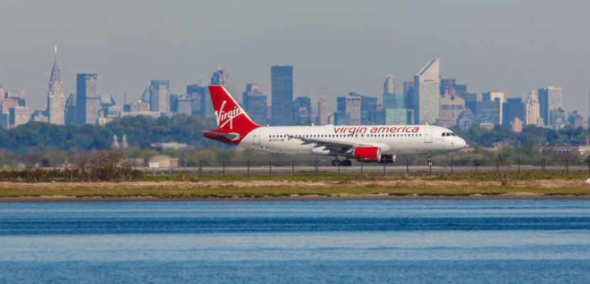 Save 25% on Virgin America flights.