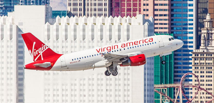 Virgin America is offering waivers