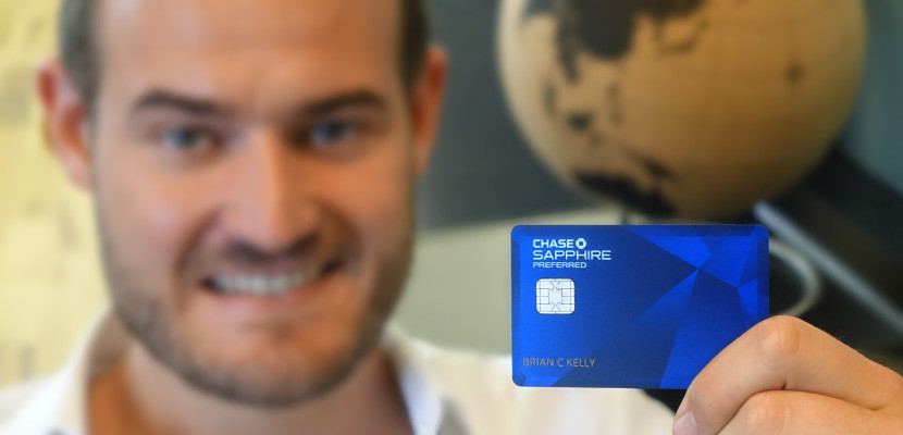 You can't go wrong with the Chase Sapphire Preferred card.