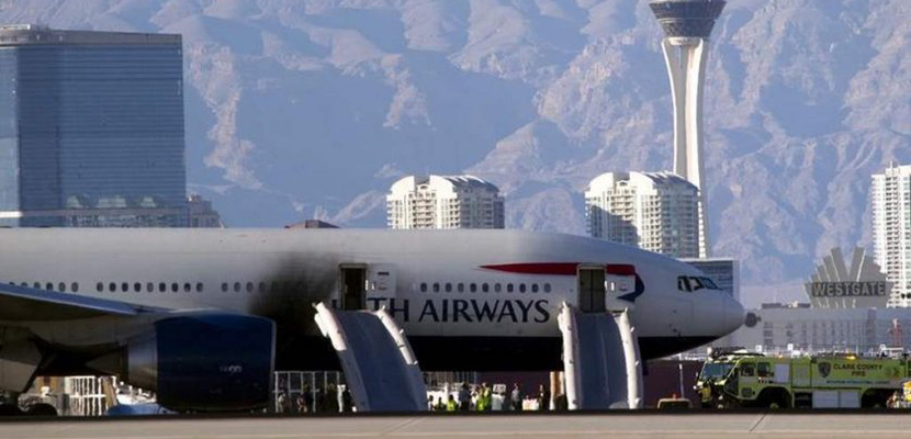 british airways las vegas fire full size reuters
