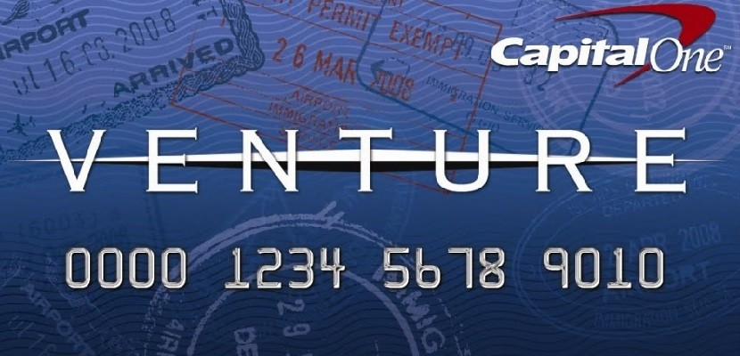 Earn 2x miles on all purchases with the Capital One Venture Rewards Card.
