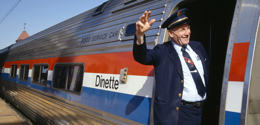 You can earn double the points on train travel between March 21 and May 21.
