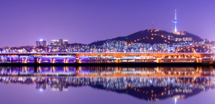 Seoul South Korea shutterstock_140419759