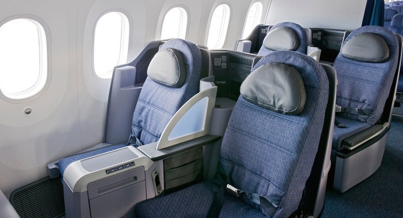 In some cases you may even pay more for a package than you would for an upgrade to first class.