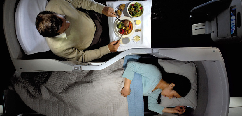 We were looking forward to experiencing this luxury ourselves. Image courtesy of British Airways.