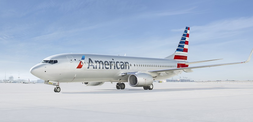 American Airlines plane on ground 3 featured