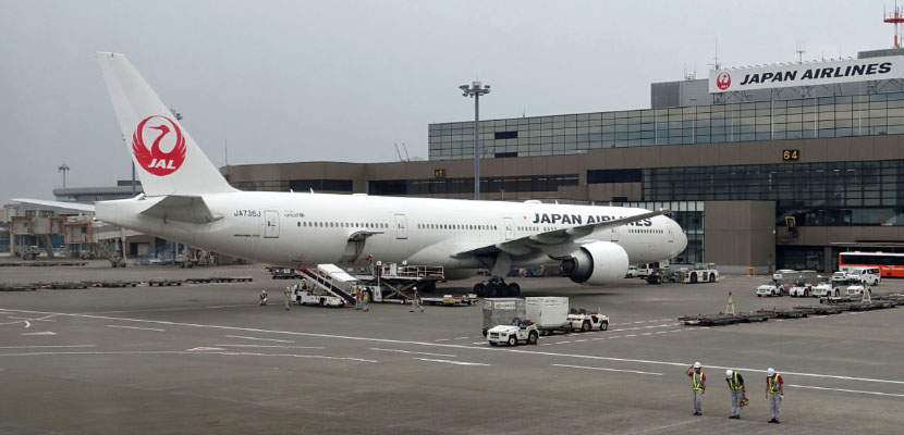 JAL 777-300ER Featured