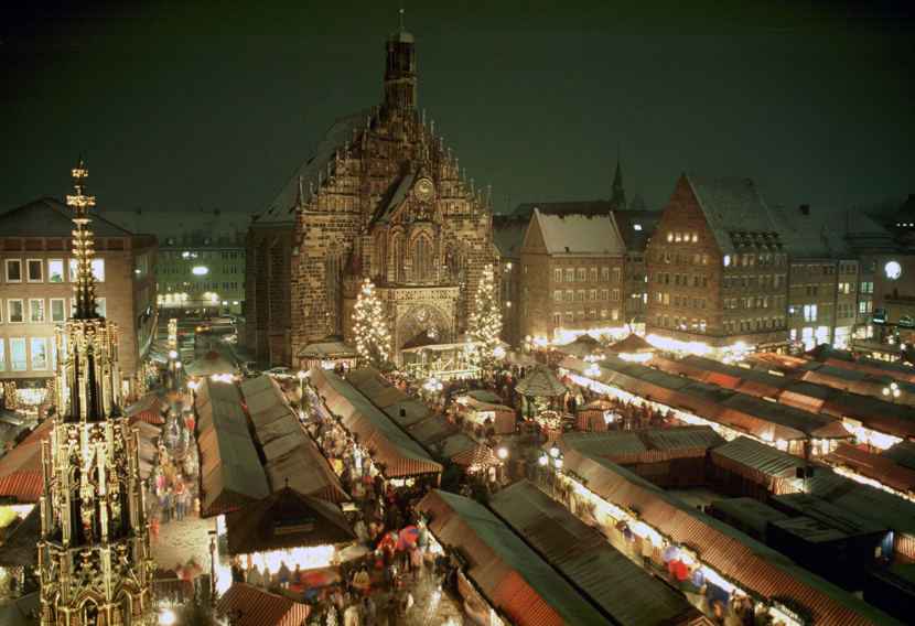 Unique Christmas Markets in Europe | Talk to TIM Travel Tips