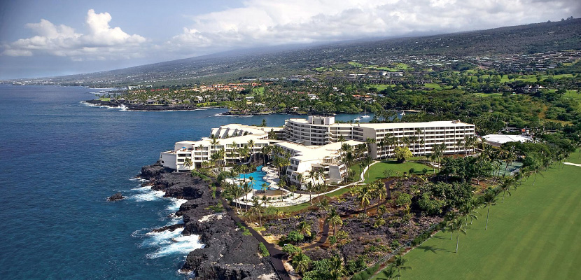 Sheraton Kona Featured