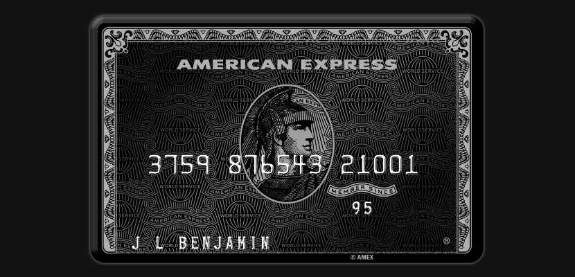 Amex Centurion Featured