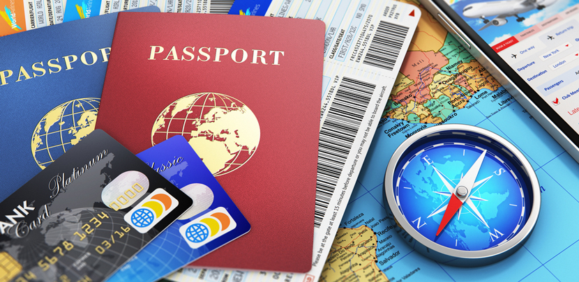 passport credit card