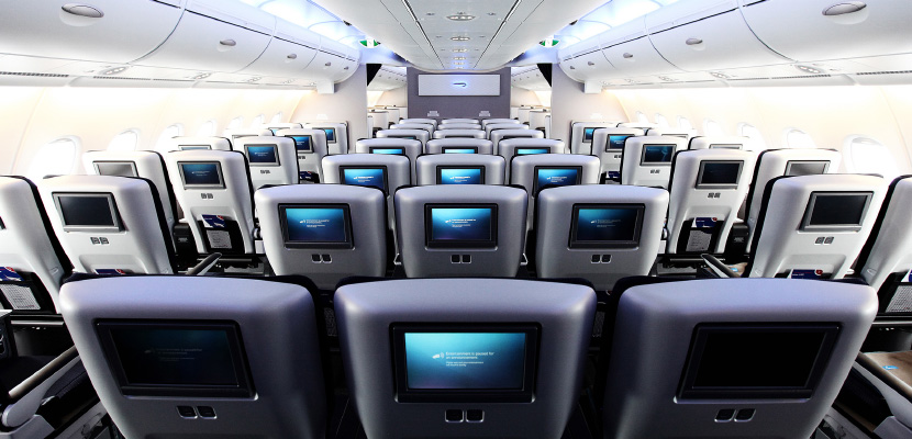 British Airways world traveler plus premium economy featured