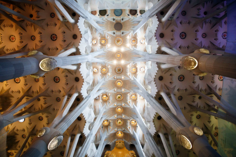 The Sagrada Família is an amazing spectaclelending itself to some fantastic photos – I could have made an entire post just from here!