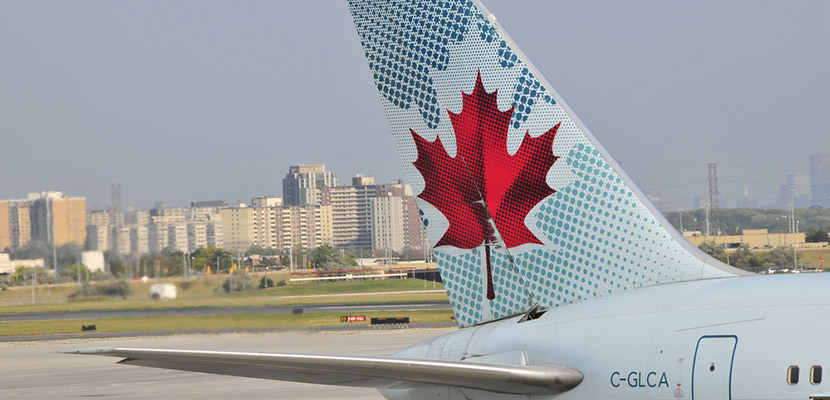 Air Canada now flies nonstop to Dubai from Toronto.