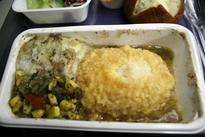 Tasty Airline Food