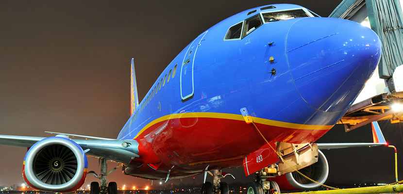 Southwest gets a bump to Rapid Rewards this month.