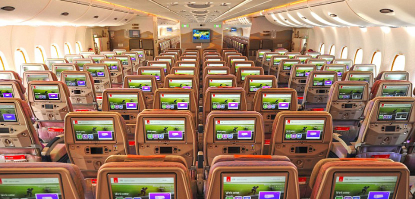 Emirates A380 Economy Featured