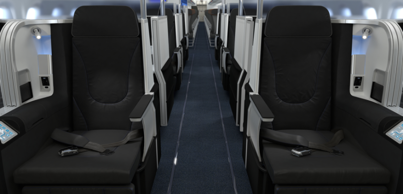 jetblue mint interior