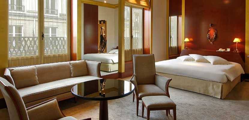 Park Hyatt Paris Suite