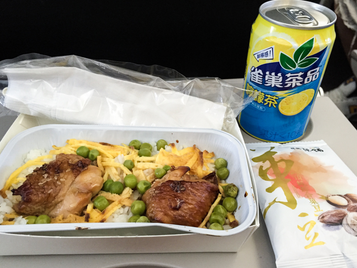 A typical meal on AirAsia or TigerAir will set you back anywhere from $4-10. Drinks are a la carte.