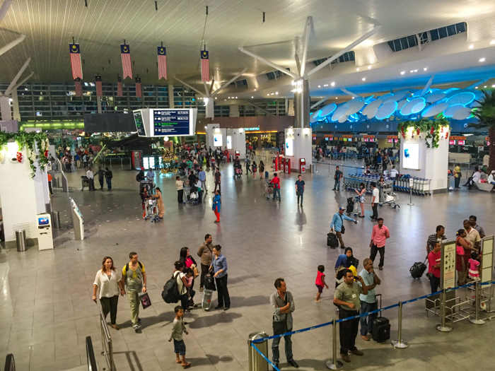 Kuala Lumpur's KLIA2 low-cost terminal is the world's largest specifically built for budget carriers.
