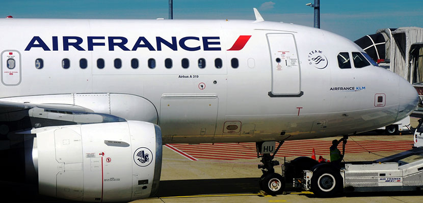 Air France will be bringing New York flights to Orly. Image courtesy of Shutterstock.