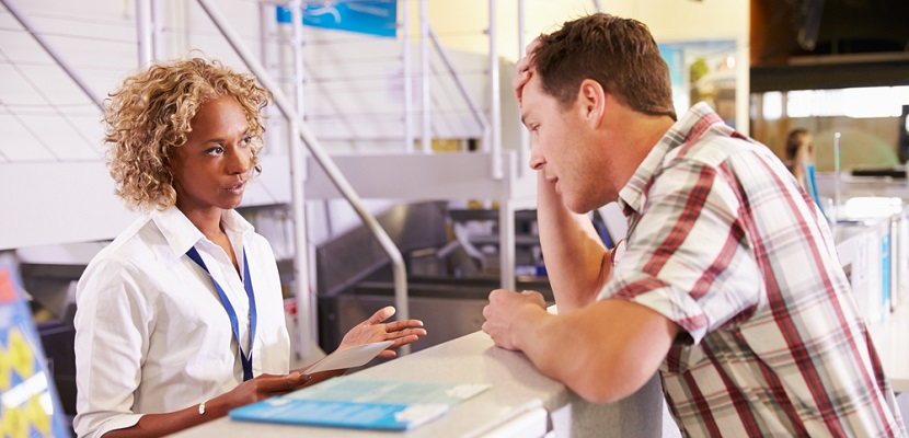 Airport check-in problem featured shutterstock 322320941