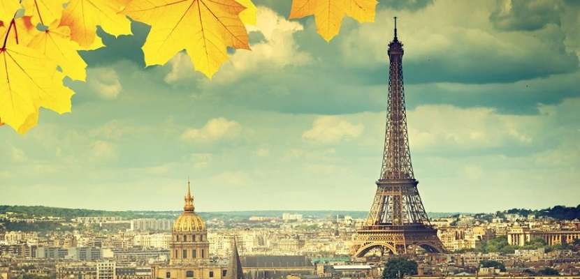 Paris fall eiffel tower featured shutterstock