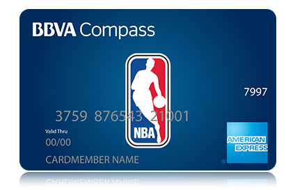 earn up to 5 cash back with bbva compass nba credit card