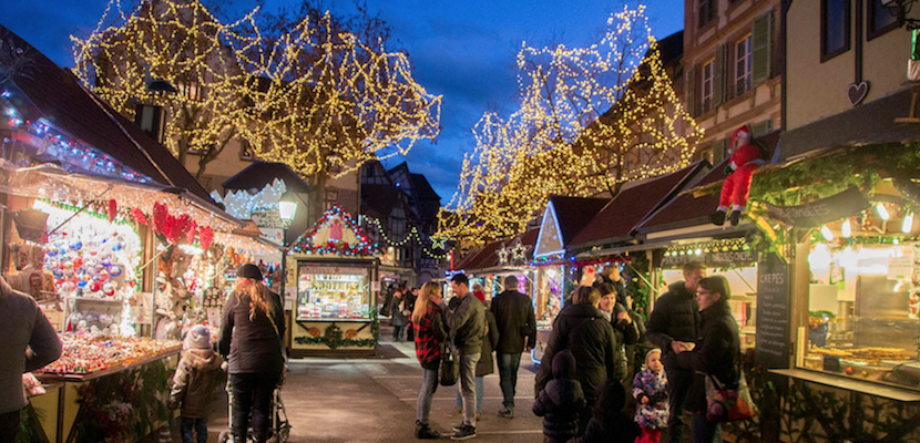 Colmar Christmas market featured