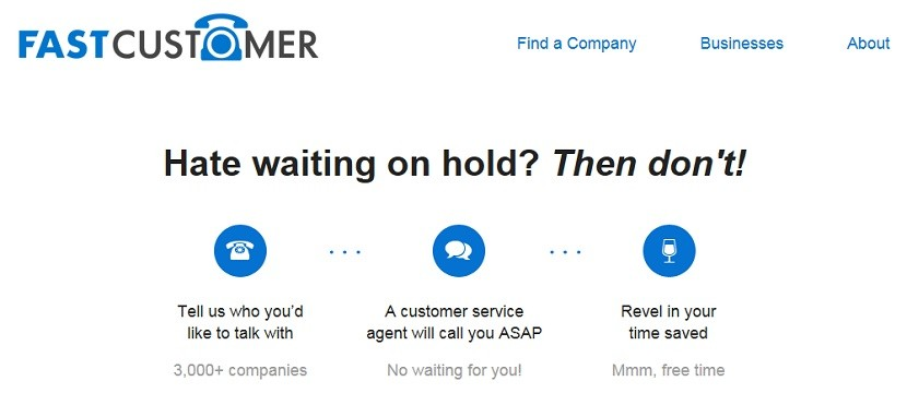 The FastCustomer App has been a tremendous tool that saves me time and increases my efficiency.