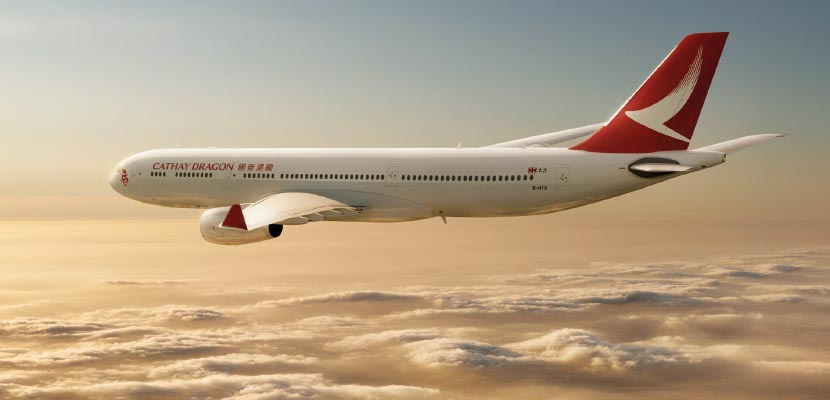 Cathay Dragon Dragonair Featured