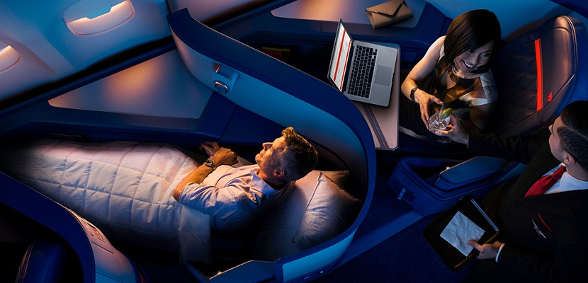 Delta One Business Class featured