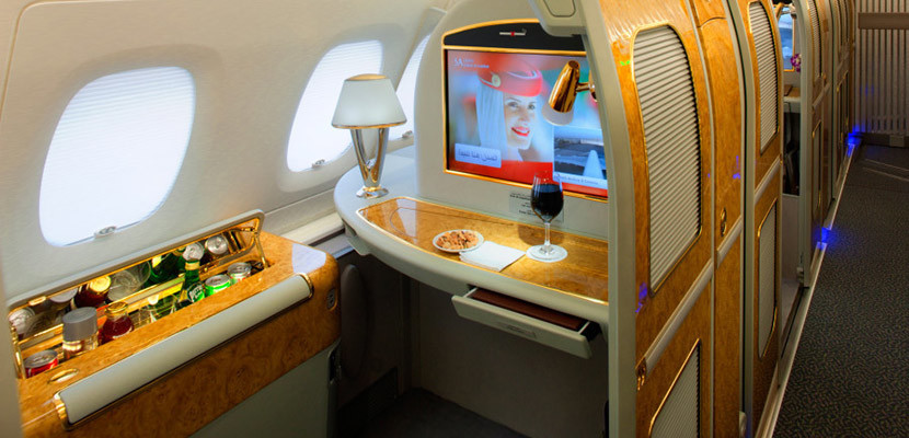 Emirates will expand A380 service.