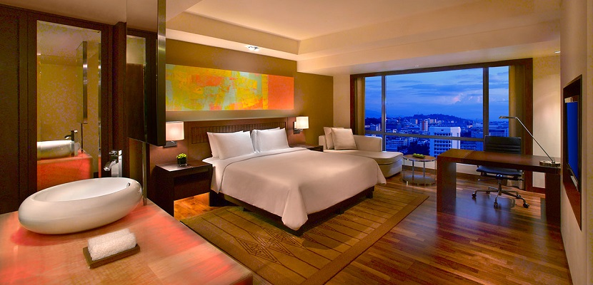 Hyatt Regency Kinabalu suite featured