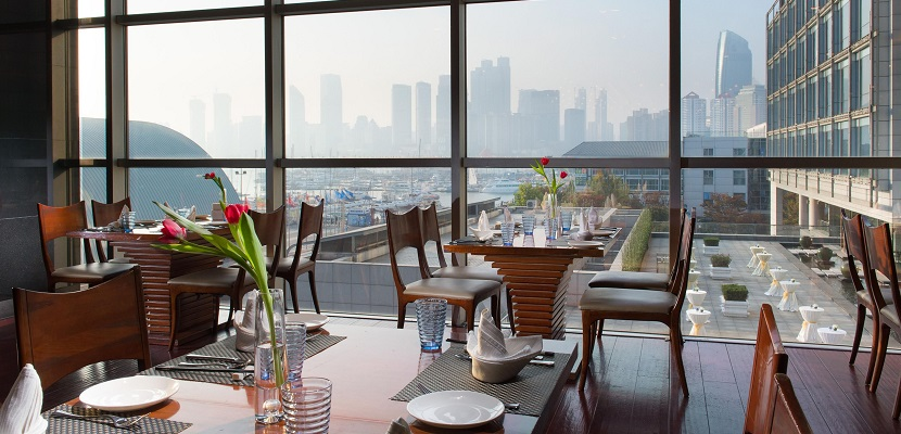 Intercontinental Qingdao Dining featured