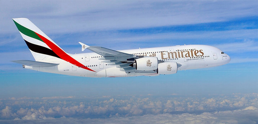 Fly the A380 to Dubai on Emirates from DC.