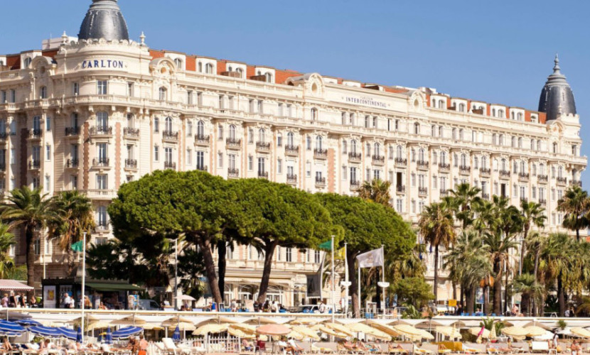 The InterContinental Carlton Cannes is increasing award night redemptions to 60,000 points per night.