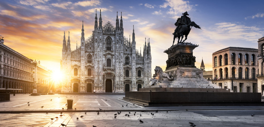 milan italy featured