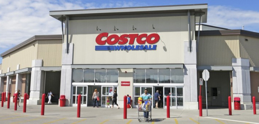 Costco delayed its switch to Visa.