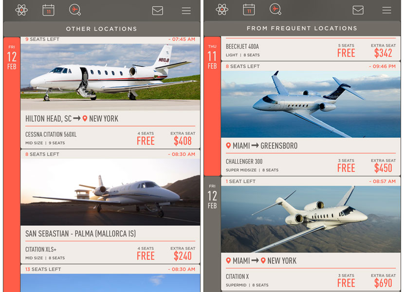 Jetsmarter prices
